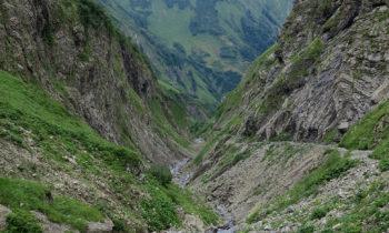 Alpenüberquerung: Allgäuer Alpen