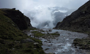 Alpenüberquerung: Auf dem Venter Panoramaweg