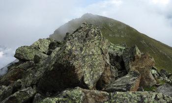Gipfel-Tour über das Wannejöchl bis zum Kreuzjoch