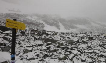 Alpenüberquerung: Pitztaler Jöchl