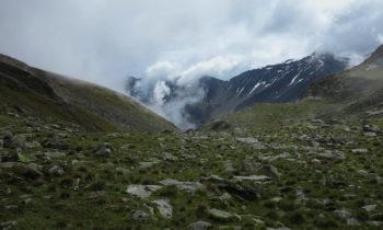 Alpenüberquerung: Venter Panoramaweg