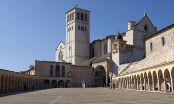 Basilika San Francesco, Assisi, Umbrien