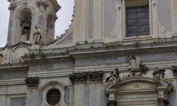 Kirche in Neapel