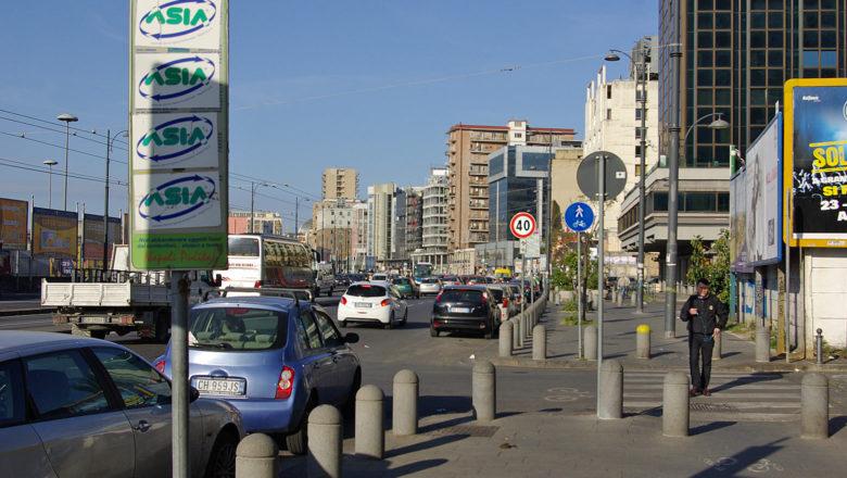 Straßen von Neapel