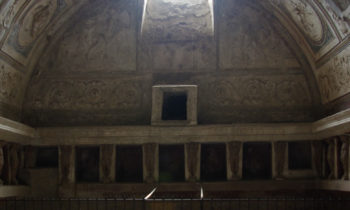 Altar in Pompeji