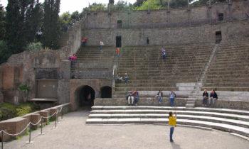 Kolosseum von Pompeji
