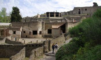 Stadttor von Pompeji