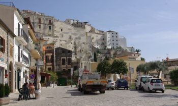 Radreise Rom - Neapel: Sperlonga