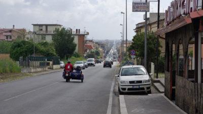 Auf dem Weg nach Neapel