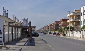Radtour Rom - Neapel: Nettuno