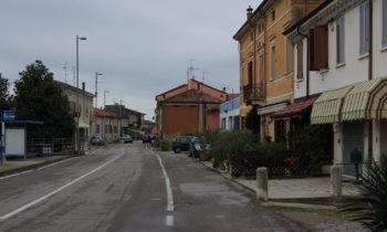 Etappe Ostiglia - Bologna