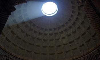 Kuppel des Pantheon