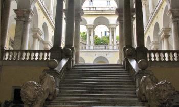 Palazzo in Genua