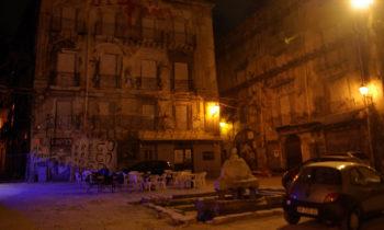Palermo bei Nacht