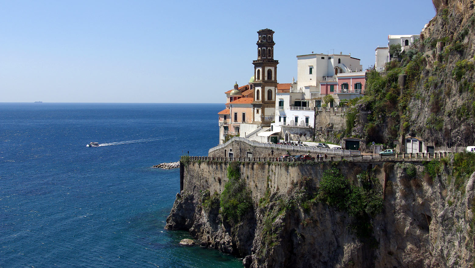 radreise amalfi k ste italien von neapel nach messina the road behind. Black Bedroom Furniture Sets. Home Design Ideas