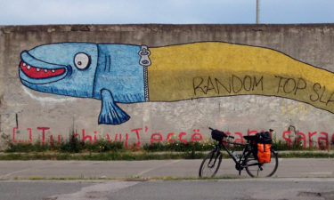 Mit dem Fahrrad durch Italien