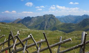 Blick von der Filmoor Standschützenhütte
