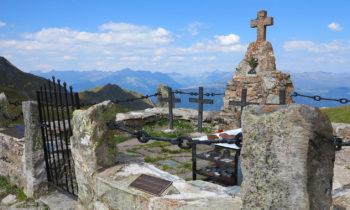 Gedenkstätte auf dem Friedensweg