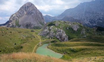 Lago Pera auf dem Friedensweg - Karnischen Höhenweg