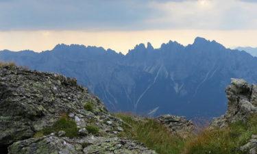 Friedensweg in den Karnischen Alpen