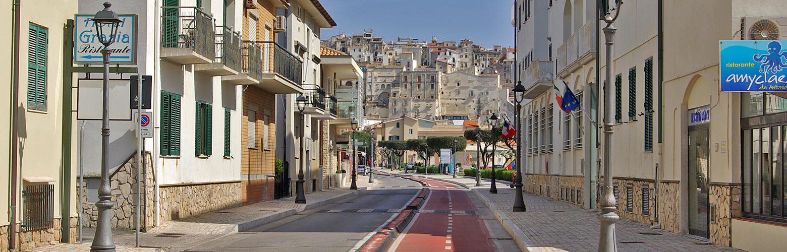 Fahrradreise von Rom nach Neapel