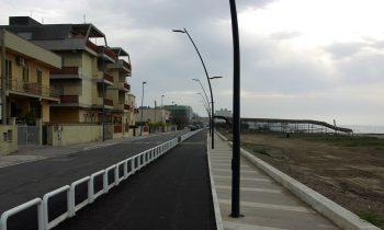 Radtour Rom - Neapel zwischen Nettuno und Gaeta