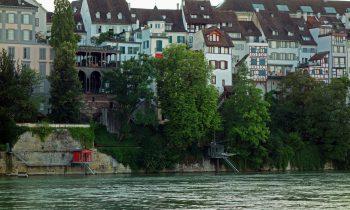 Südschwarzwald Radweg Etappe Stühlingen - Basel