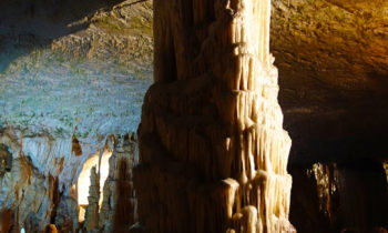 Postojna Höhle, Slowenien