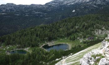 Sieben-Seen-Hütte, Slowenien