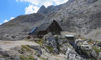Dolic Hütte, Slowenien
