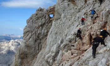Triglav Besteigung, Slowenien