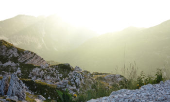 Triglav Nationalpark in Slowenien