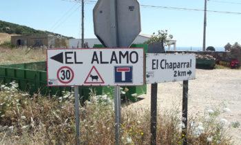 Western Feeling in Südspanien