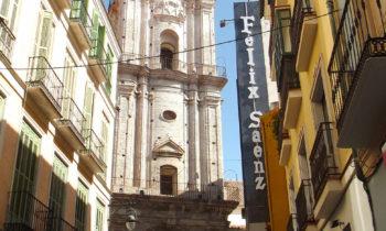 Kirche von San Juan Bautista in Málaga