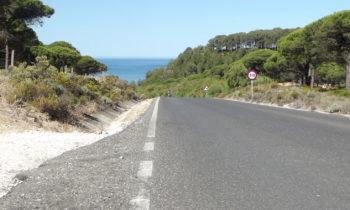 Mehr Berge: Radfahren an der Costa de la Luz, Andalusien