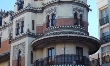 In den Straßen von Sevilla