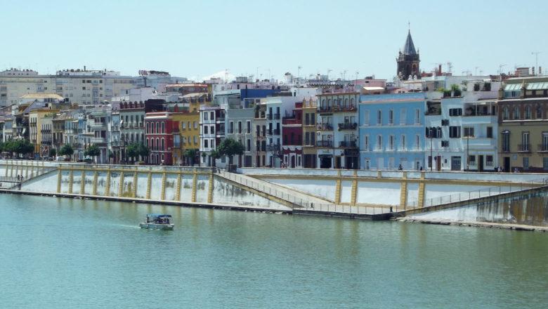 Sevilla: Ufer des Guadalquivir