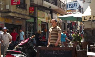 Medina (Altstadt) von Tanger