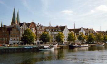 Hafen von Lübeck