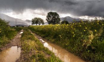 Der richtige Regenschutz für Fahrradreisen & Wanderungen