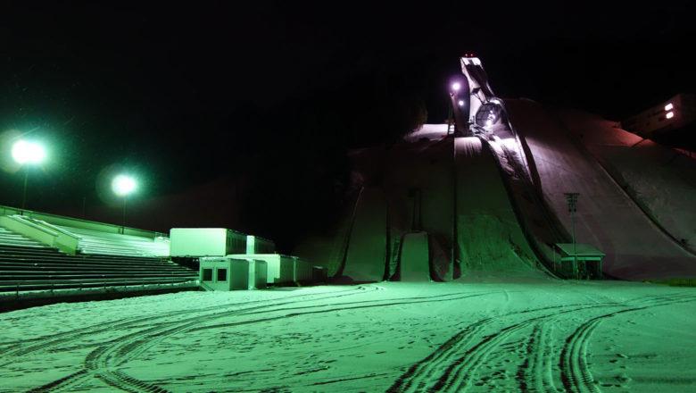 Skistadion in Garmisch-Partenkirchen