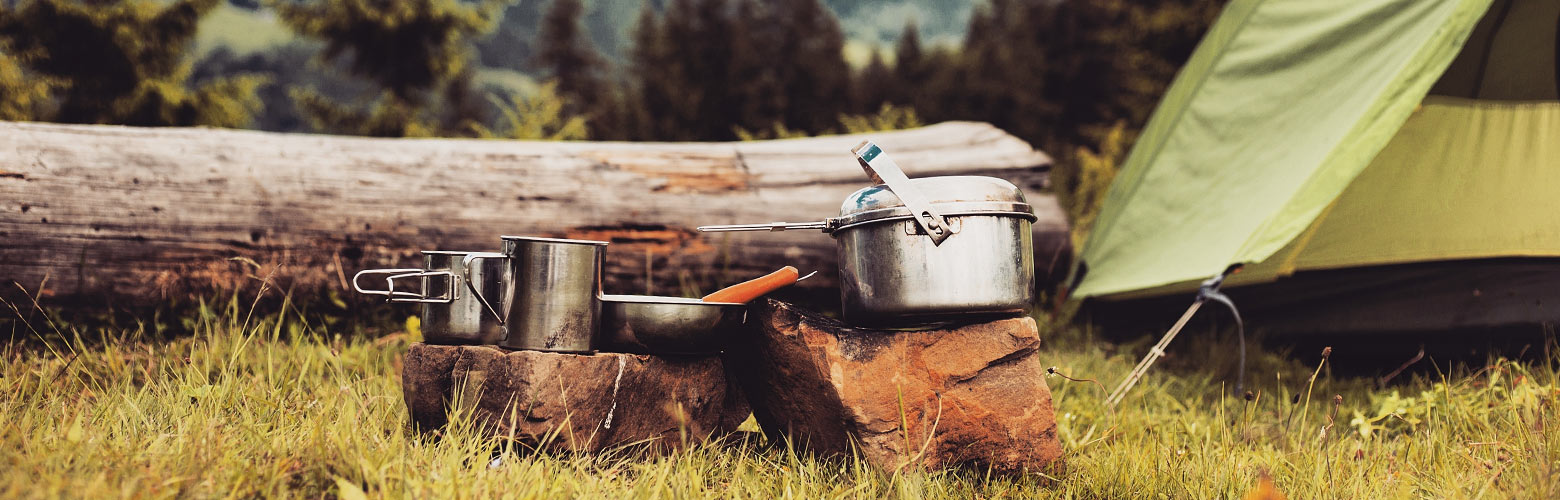 Outdoor Kochen
