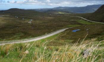Die Highlands bei Unapool