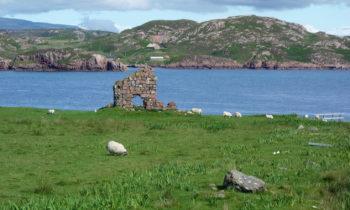 Insel Iona, Schottland