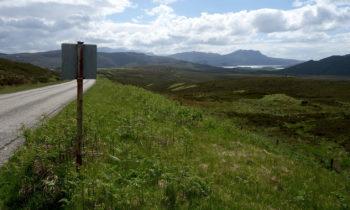 Typische Highlands Landschaft