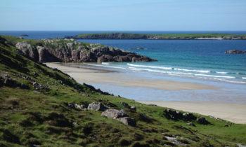 An der Nordküste Schottlands