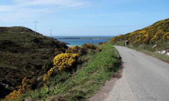 Nordküste Schottlands bei Durness