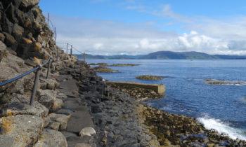 Küste von Staffa, Innere Hebriden