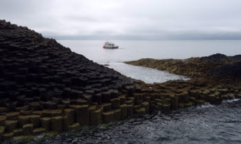 Boot der Staffa Wildlife Tour