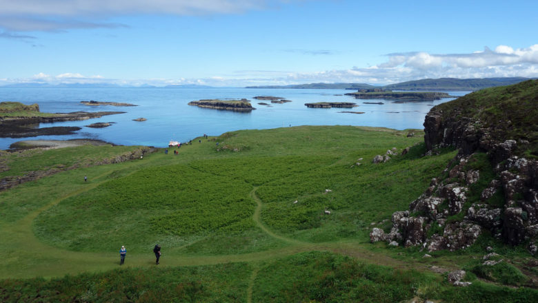 Wildlife Tour auf Lunga, Treshnish Isles